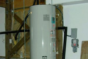 Home Water Heater